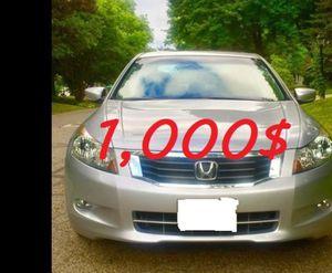 P,e,rfectlyyShape 2008 Honda Accord EXL FWDWheels,-CoolCl,eanTitle, for Sale in Baltimore, MD