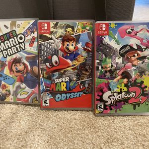 Nintendo Switch Games for Sale in Fort Lauderdale, FL