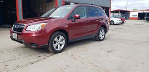 2015 Subaru Forester for Sale in Tomball, TX