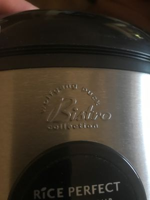 (New) Wolfgang Puck Rice Perfect 👌 Bistro Collection Steamer for Sale in Avondale, AZ