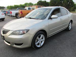2006 Mazda Mazda3 for Sale in Austin, TX