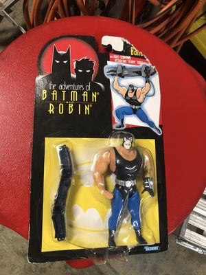 Bane Batman and Robin for Sale in Kent, WA