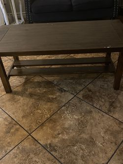 Coffee Table And End Table for Sale in Fontana,  CA