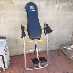 Body Power health and fitness inversion table for Sale in Monrovia, CA