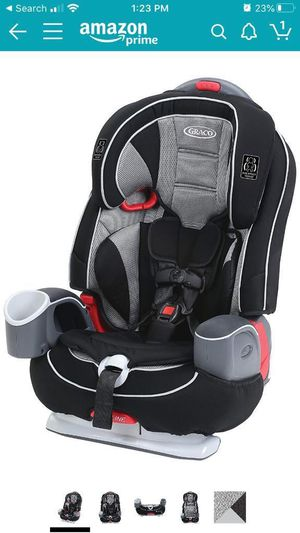 3 in one car seat for Sale in Santa Clara, CA