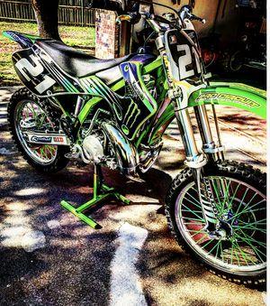 01 kx250 for Sale in Burkburnett, TX