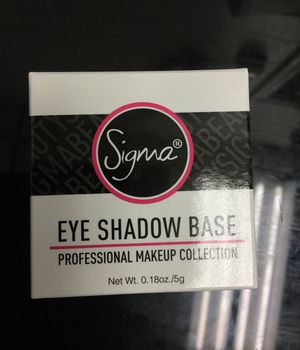 SIGMA EYE SHADOW BASE PROFESSIONAL MAKE UP COLLECTION for Sale in Chicago, IL