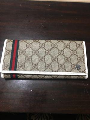 Original Gucci wallet never used $175 for Sale in Tucker, GA