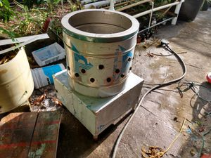 Plucking machine for Sale in Fort Lauderdale, FL