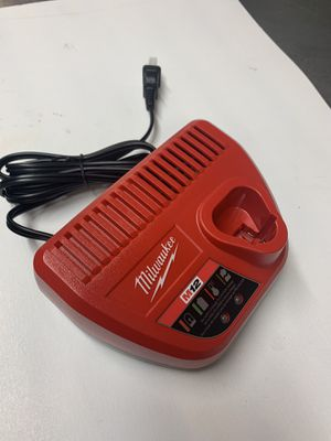 Milwaukee 12V charger for Sale in Santa Ana, CA