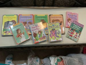 9 junie b Jones book collection 5 soft cover and 4 hard cover ********if listed it's available ********* for Sale in Land O Lakes, FL