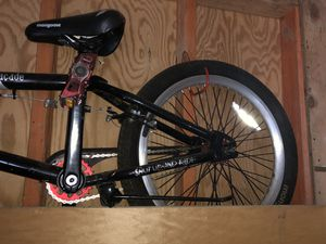 Mongoose BMX bike for Sale in Silver Spring, MD