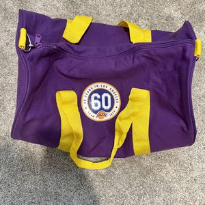 Lakers Duffle Bag - Brand New for Sale in Chino, CA