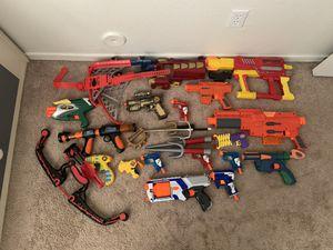 10+ Nerf guns for Sale in Chandler, AZ