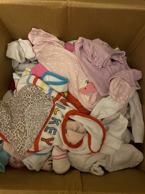 Baby girl clothes for Sale in Tampa, FL