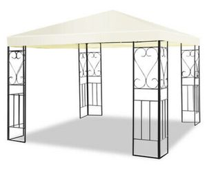 10'x10' Patio Gazebo Canopy Tent Steel Frame Shelter Patio Party Awning for Sale in Scottsdale, AZ