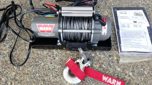 Warn Snow Winch for Sale in Gresham, OR