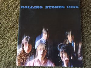 Rolling Stones 1966, Aftermath US concert program for Sale in Los Angeles, CA