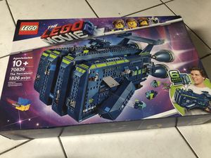 Lego movie 2 70839 The rexcelsior brand new sealed in box for Sale in Tarpon Springs, FL