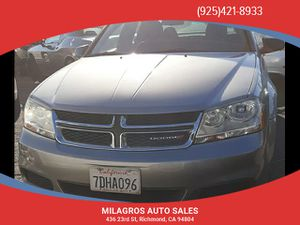 2014 Dodge Avenger for Sale in Richmond, CA