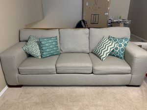 Full size couch for Sale in St. Peters, MO