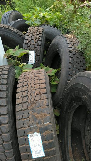 New tractor trailer tires for Sale in Waltham, MA