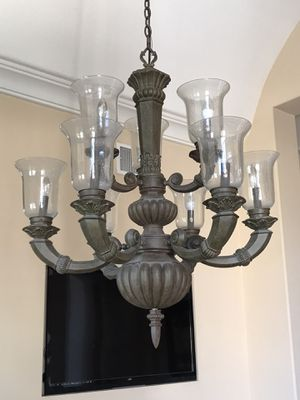 3 hanging chandeliers for Sale in Poway, CA
