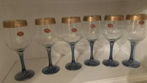 Wineglass 6 pics for Sale in Fairfax, VA