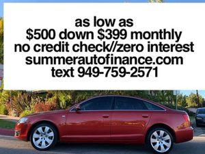 2006 Audi A6 for Sale in Costa Mesa, CA