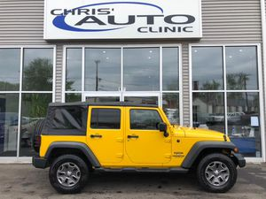 2011 Jeep Wrangler for Sale in Plainville, CT