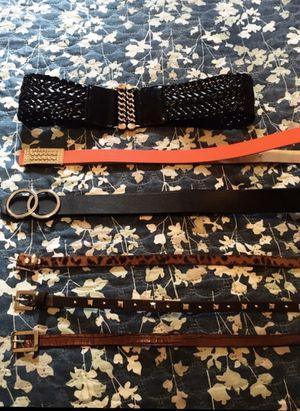 6 Cute Women's Belts sets for Sale in Brooklyn, NY