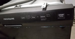 Frigidaire Dishwasher $100 obo pk up only for Sale in Las Vegas, NV