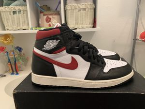 Air Jordan gym red 1s size 11.5 for Sale in Houston, TX