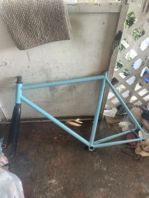 FixedGear Frame set for Sale in Los Angeles, CA