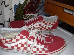 Red Van's size 11.0 for Sale in Gresham, OR