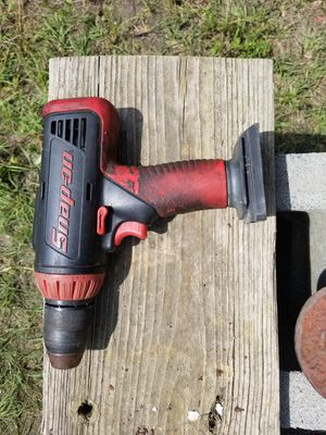 Snap on 18v 1/2 drill for Sale in Hardeeville, SC