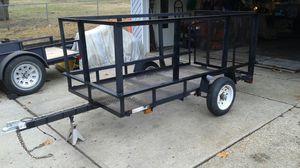 Nice 4/8ft ramp tilt needs nothing new lights for Sale in Kansas City, MO