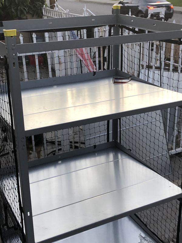 Sortation Cart / Storage Racks
