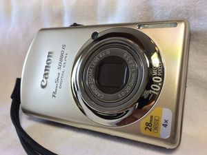 Canon PowerShot SD880 Digital Camera for Sale in Ormond Beach, FL