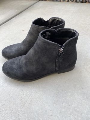 Little girls ankle boots (more info in description) for Sale in Lake Elsinore, CA