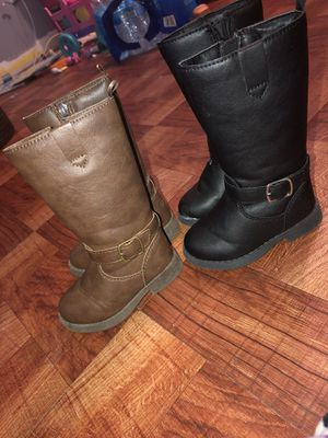 Baby Girl Boots 5c for Sale in TX, US