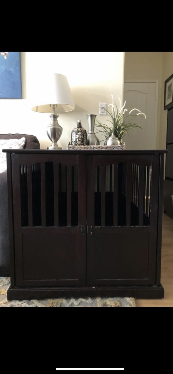 """Dog crate dog house wooden kennel dimensions are 31.5"""" W x 44.5"""" D x 30"""" H kennel crate dog house. Pls do your homework and google the price of the"""
