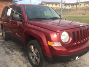 2016 Jeep Patriot high altitude for Sale in St. Louis, MO