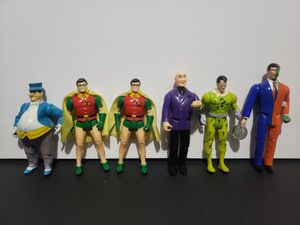 DC Super Heroes action figure lot. for Sale in Puyallup, WA