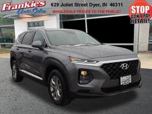 2019 Hyundai Santa Fe for Sale in Dyer, IN