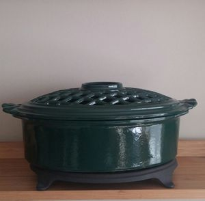 Vermont Casting Wood Burning Stove Steamer W/Cast Iron Trivet for Sale in Germantown, MD