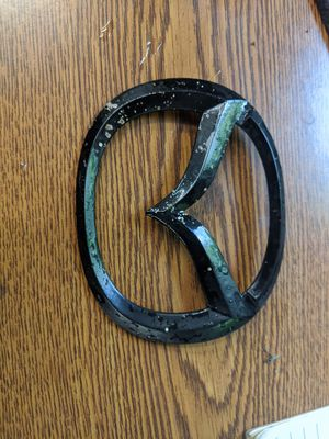 MazdaSpeed 3 Front Emblem for Sale in Solebury, PA
