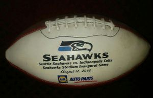 Seahawks football for Sale in Fresno, CA