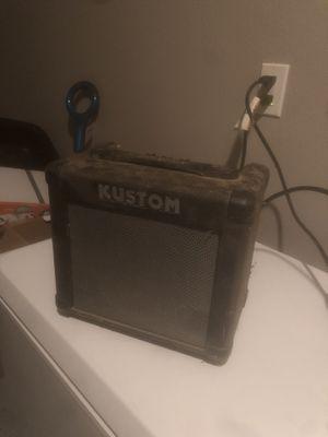 KUSTOM Guitar Speaker for Sale in Lubbock, TX