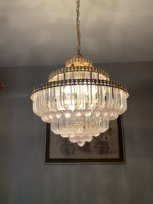 Light fixtures with maching frame for Sale in Tampa, FL